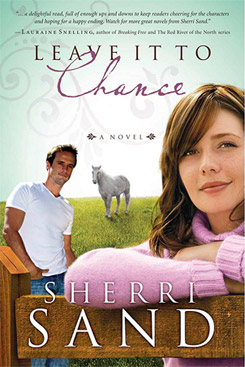 Leave It to Chance by Sherri Sand, book promo